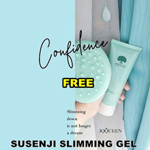 1ST 100 PIECES ONLY ♦ SUSENJI SLIMMING GEL ♦ FOR THIGHS TUMMY ARMS ♦ BODY SLIMMING GEL