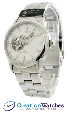 [CreationWatches] Orient Star Automatic Open Heart SDA02002W Mens Watch