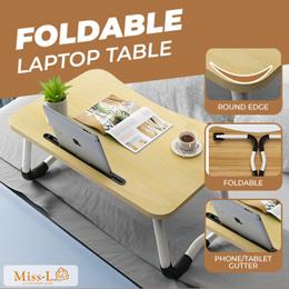 AIKIN Anti-slip Foldable Laptop Table /Laptop Table★Bed Table