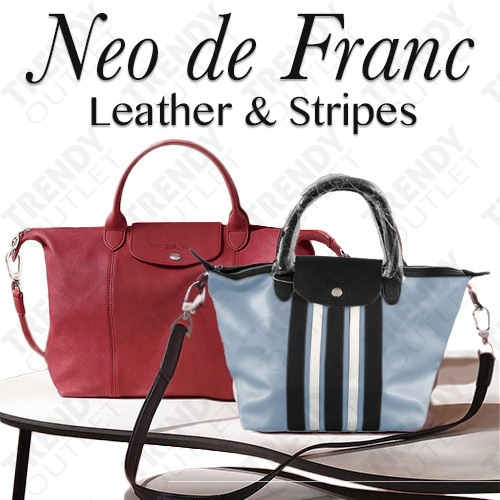 Neo de Franc Leather and Stripes Collection | TrendyOutlet Deals for only Rp239.000 instead of Rp239.000