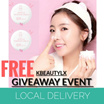 [G9 SKIN]★GIVEAWAY EVENT★FREE 5g Travel Size!★ White In Whipping Cream -- Tone-Up Cream // Whitening // Anti-Wrinkle // Moisturizing