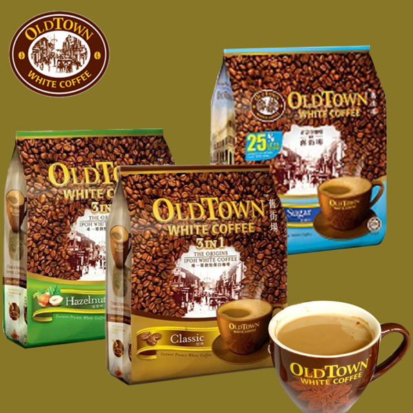 Old Town White Coffee 3in1 Deals for only Rp93.900 instead of Rp117.375