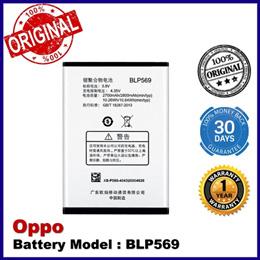 Original Oppo Find 7 X9000 X9076 X9077 Battery Model BLP569 Battery