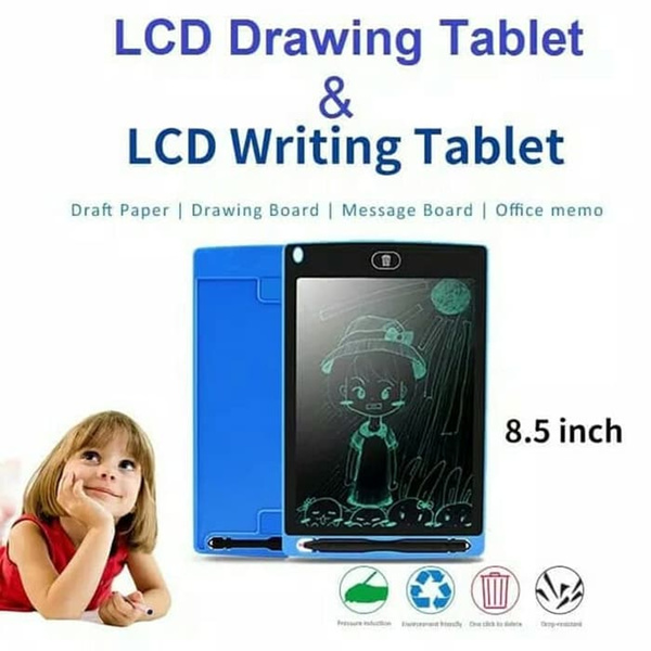 LCD 8.5 Inch Drawing And Writing Tablet Deals for only Rp49.000 instead of Rp94.231
