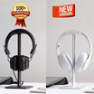Universal NEW 245mm I-shaped Large Headphone Headset Display Stand Holder mount