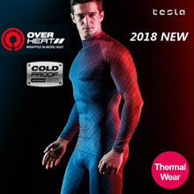 ★2018 NEW ARRIVAL★TESLA THERMAL compression wear★ thermal compression wear sports inner gear