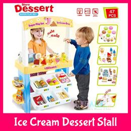Ice Cream Dessert Cafe Shop Stall Kiosk Kitchen Toy★Kids Children Girls GIft Birthday Xmas★