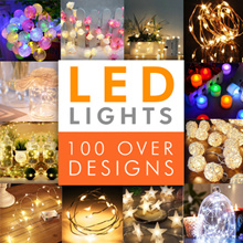 ★ [Local Seller] 11% OFF Store Wide -100 Over Different Models of LED Fairy Lights/Decorations