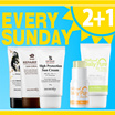 【Secret Key HQ Direct Operation】☆★[1+1+1]Sale/ Sun screen special offer!/New arrival Natural Daily Sun cream/Sun stick/UV cut high protection/for man/Snail repairing sun cream/