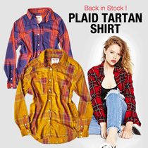 The-Fahrenheit Plaid Collection is Back!