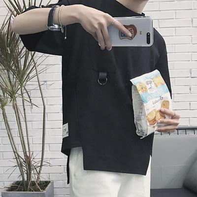 Qoo10 Men Oversized T Shirt Street Dancer T Shirt Korean Style