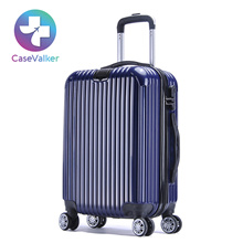 Case Valker ABS GLOSSY PROTECTOR with Hanger Luggage Bag Suit Trolley Case