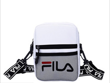 FILA FILA crossbody Bag Sling bags tote Bag Waist tide brand Small bag 18SS serial label single shou