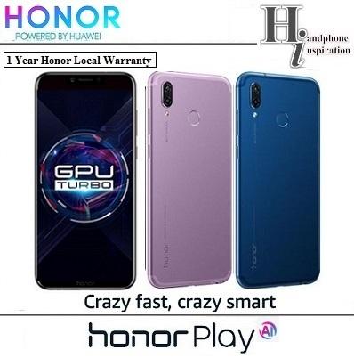 Handphone Inspiration Huawei Store Honor Play Gaming Phone 64gb
