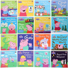 ★20 Ladybird PEPPA PIG Picture Story Books★1-7 yrs old★Early Education★Enrichment English★Kids Books