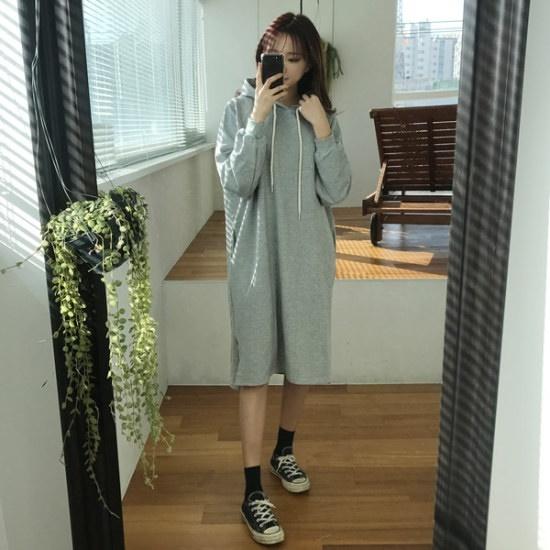 イニクダイ・アナザー・エスニック・OPSワンピース 綿ワンピース/ 韓国ファッション