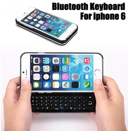 Bluetooth Keyboard Case casing cover for iphone 6 5S 4