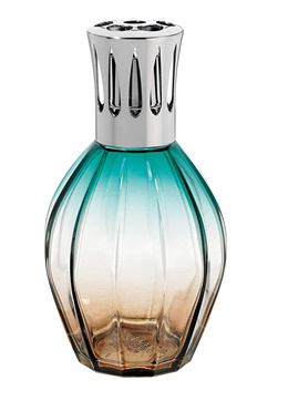 Lampe Berger Zeline Green Fragrance Diffuser Purifying Perfuming 8.7x6.6x5.1 inches Made in France
