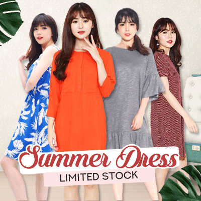 SPECIAL PRICE!!NEW_TRENDING NOW WOMEN SHIRTDRESS/PLAYSUIT/PINTUCKED DRESS Deals for only Rp55.000 instead of Rp55.000