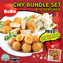 BOBO CNY BUNDLE SET