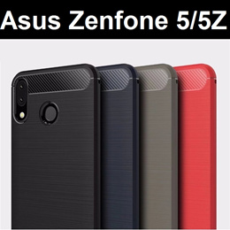 ★ Asus Zenfone 5 / 5Z (ZE620KL) 2018 Phone Case Casing Cover / 9H Tempered Glass Screen Protector