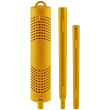 Mineral Purifier Stick  Spa Water Cartridge Filter for Hot Tub and Pool(Yellow)