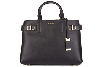 2764bcfc425d (Michael Kors) Michael Kors Black Gold Bette Large Satchel OSFA-31T5GBTS3L   Rating  0  Free  S 2