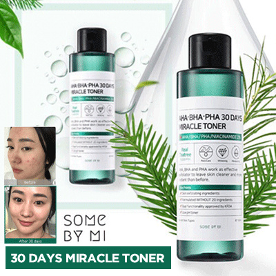 Some By Mi Aha Bha Pha 30 Days Miracle Toner 150ml Deals for only Rp135.000 instead of Rp135.000