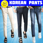 🔥 HOT SALE!! 🔥/ Korea No.1 Mens Premium Pants Collection / Jeans / mens pants /plus size