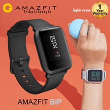Xiaomi Huami Amazfit Bip Pace Youth Smart Watch Mi Fit 1.28 Screen 32g Ultra-Light 1 year warranty