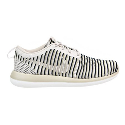 Qoo10 - Nike Roshe Two Flyknit Womens Shoes Black Photo Blue Volt ... bb65caca9