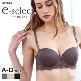 Atsugi E-Select Seamless Strapless Half Cup Bra (Optional Straps, A-D)(A5697437)