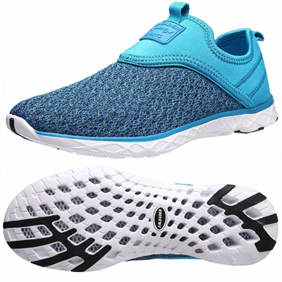 06234f36b746 Qoo10 - ALEADER Womens Slip-on Athletic Water Shoes   Shoes