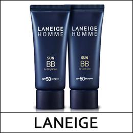 [LANEIGE] (hp) Homme Sun BB SPF50+ PA+++ 50ml / for men BB Cream