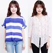 ESPB Women Longsleeve/shortsleeve blouse
