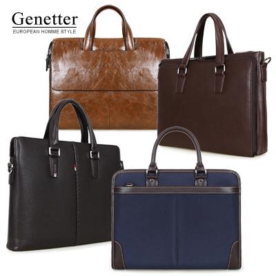 [GENETTER] Primeum Briefcase /mens bag/business bag/male korean style/crossbody bag/messenger bag Deals for only S$116 instead of S$116