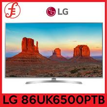 LG TV 4K 86INCH 86UK6500PTB 86INCH UHD SMART LED TV
