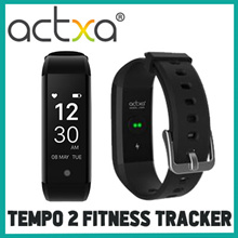 Actxa Tempo 2 Heart Rate Fitness Tracker