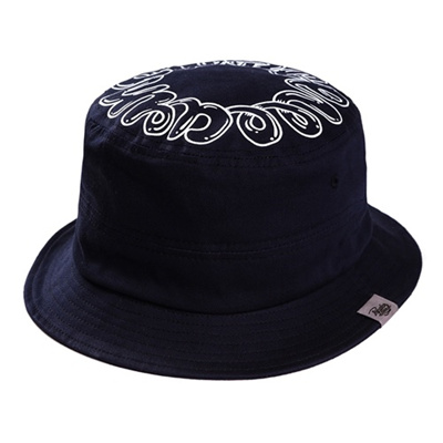 Qoo10 -  Popularnerd  Donut Bucket hat navy   Fashion Accessories 5017100b8c4