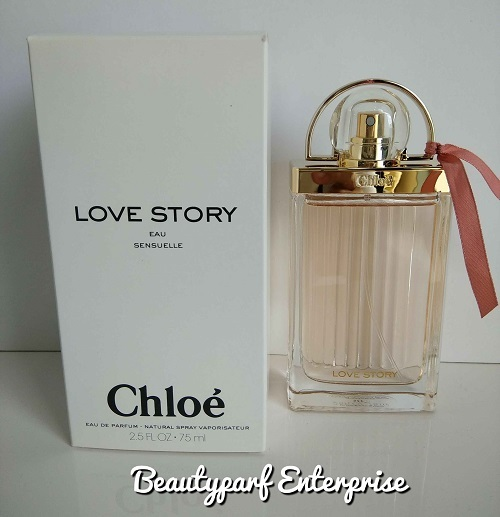 Edp Tester Sensuelle Chloe Eau Fragrance Women Love Story 75ml Pack Chloeperfume Spray Ibv7yYfm6g
