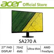 Acer SA270 A 27-Inch FHD IPS FreeSync ZeroFrame Monitor