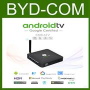 MECOOL Android 8.0 tv Box KM8 ATV Google Voice Control Smart Box Amlogic S905X 2GB 16GB Bluetooth