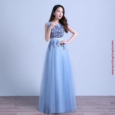 f930ef5716 COUPON  new 2016 high quality Fashion Party Bride Prom Formal Dress women  long elegant evening dresses plus