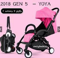 LOCAL STORE★2018 Lastest Version★Baby YOYA Baby Cabin Travel Stroller Easy for Travel Foldable Pram