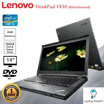 Qoo10 - ♧Refurbished Lenovo ThinkPad T430 ♧ Intel Core i5