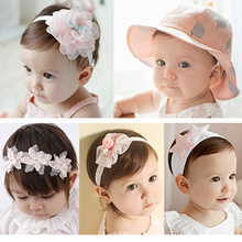 937c0608809 Baby Girls hats   Headband   Hairband   hair clips   Anti slip socks   bib