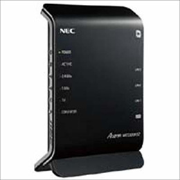 NEC ATERM WR9300N ROUTER DRIVER