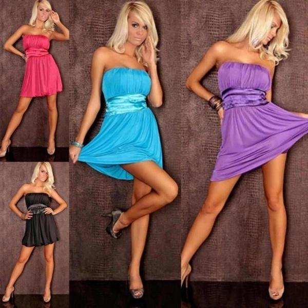 ホットセール女性のファッションストライププリントTシャツVネック不規則なルーズカジュアル半袖夏P