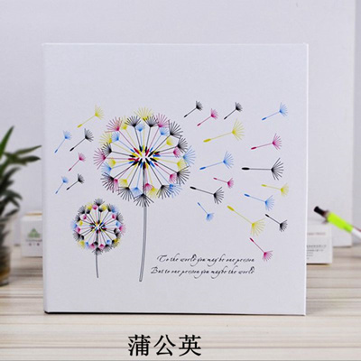 DIY Album Hand Lovers Film Paste Memorial To Boyfriend Creative Romantic Birthday Gift