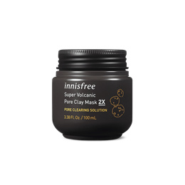 [Innisfree] Super Volcanic Pore Clay Mask 2X 100ml